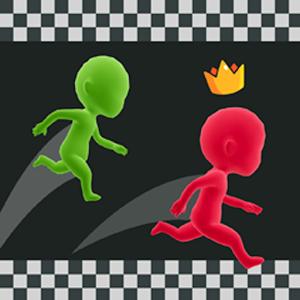 跑步比赛3D